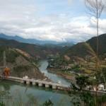Manwan Dam, Yunnan
