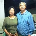 Pastor Yang Congguang and his wife