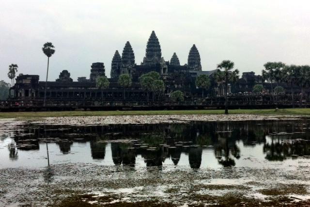Angkor Wat UNESCO Heritage Site