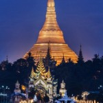 The Shwedagon Pagoda in Yangon.  Image: Corbis