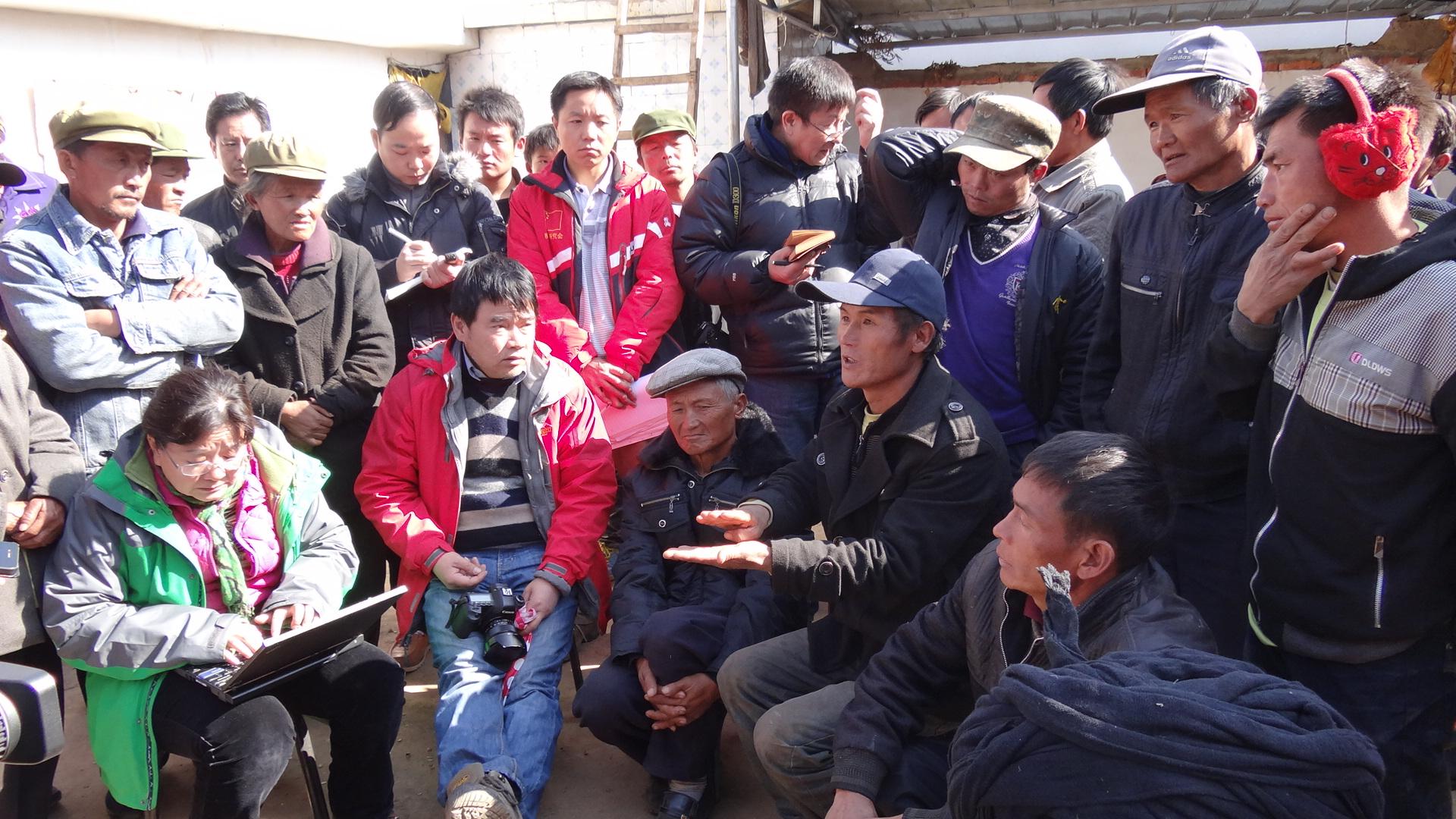 Conducting a social impact assessment a resettlement