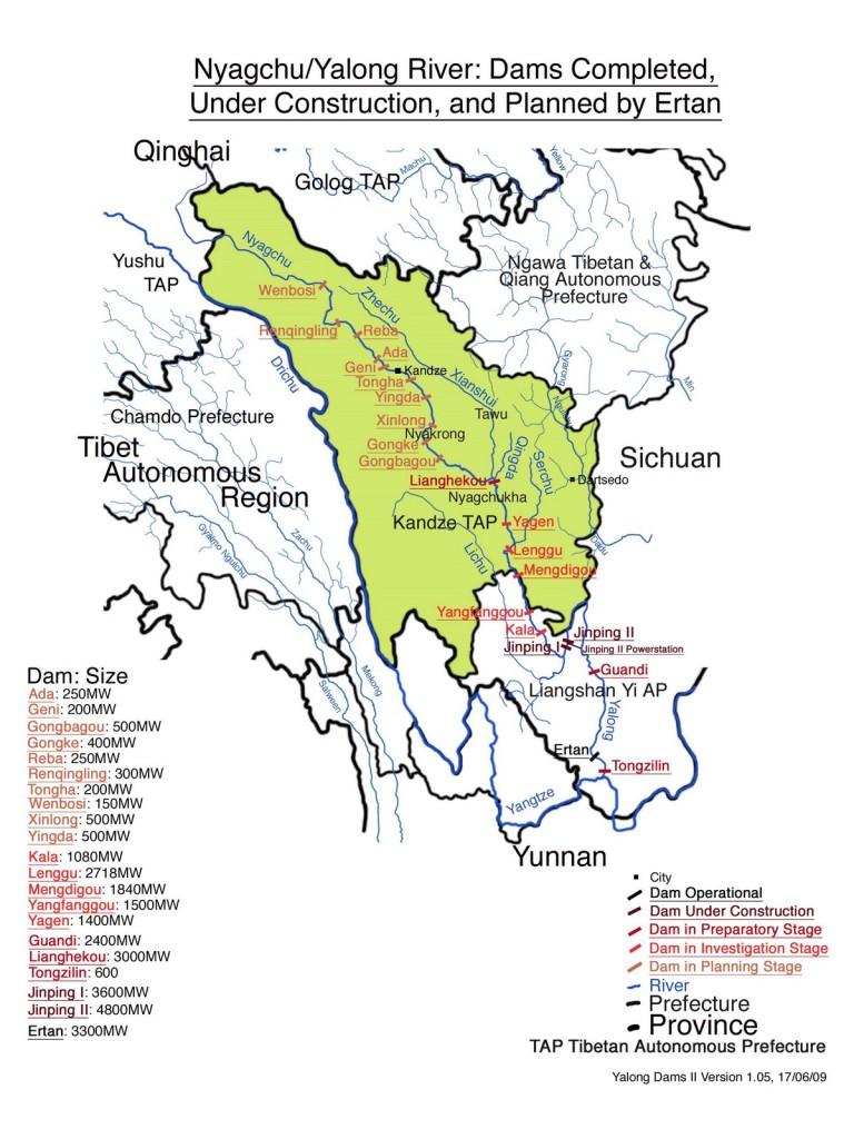 Yalong Dams II Version 1.05