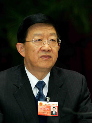 Bai Enpei, former Party Secretary of Yunnan Province