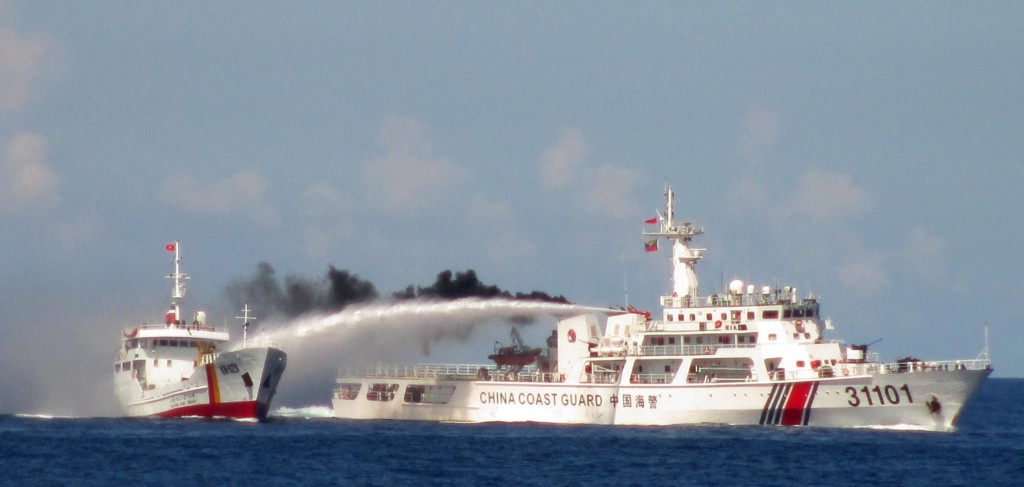 Will there be more skirmishes in the South China Sea in 2016? Photo: Getty Images