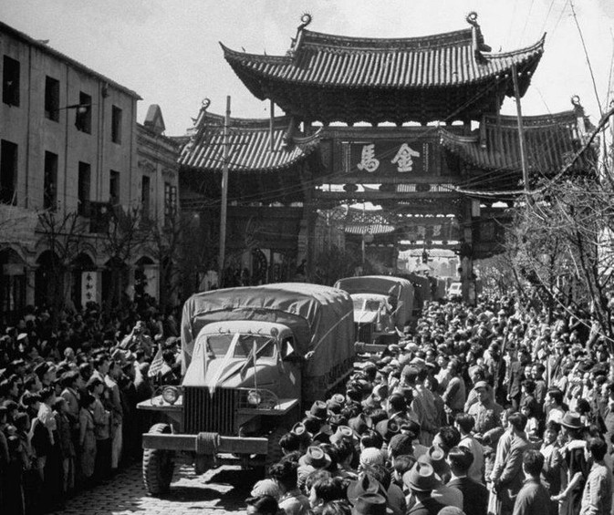 japan and chinas role in the second world war In the second period, that between the two world wars, iriye illuminates the  dominant role of culture and the stress on internationalism china's continuing.