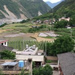 Yanmen's residents will rebuild on Cizhong's carefully cultivated rice paddies