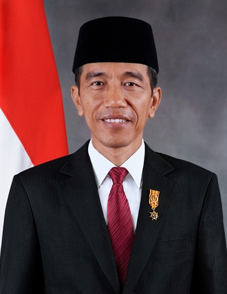 This is Indonesian President Joko Widodo's first visit to the US since taking office more than a year ago. Photo used under Wikimedia commons license.