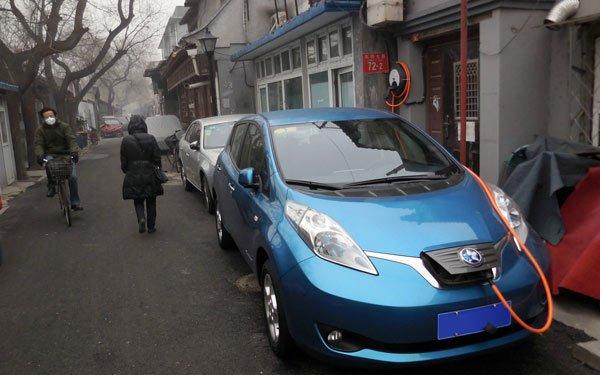 China has also risen as a world leader in new energy vehicles, accounting for 40 percent of global sales in 2015