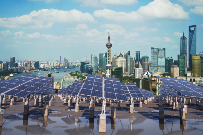 China's ability to overcome inefficiencies by successfully integrating renewables into the larger national grid could serve as a blueprint for a globally integrated sustainable energy grid